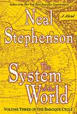 Cover art for THE SYSTEM OF THE WORLD