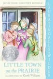 Cover art for LITTLE TOWN ON THE PRAIRIE