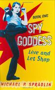 Cover art for SPY GODDESS