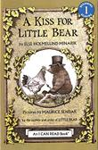 Cover art for A KISS FOR LITTLE BEAR