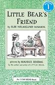 Cover art for LITTLE BEAR'S FRIEND