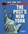 Cover art for THE POST'S NEW YORK