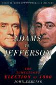Cover art for ADAMS VS. JEFFERSON