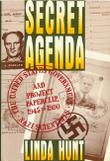 SECRET AGENDA by Linda Hunt