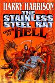 Cover art for THE STAINLESS STEEL RAT GOES TO HELL