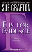 Cover art for 'E' IS FOR EVIDENCE