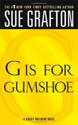 Cover art for 'G' IS FOR GUMSHOE