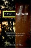 Cover art for BAYOU FAREWELL