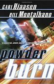 POWDER BURN by Carl Hiaasen