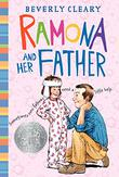 Cover art for RAMONA AND HER FATHER