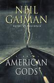Cover art for AMERICAN GODS
