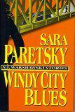 Cover art for WINDY CITY BLUES