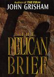 Cover art for THE PELICAN BRIEF