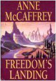 Cover art for FREEDOM'S LANDING