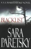 BLACKLIST by Sara Paretsky