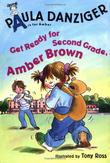 Cover art for GET READY FOR SECOND GRADE, AMBER BROWN