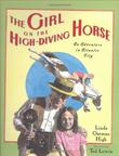 Cover art for THE GIRL ON THE HIGH-DIVING HORSE