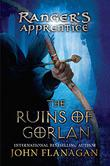 Cover art for THE RANGER'S APPRENTICE