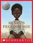Cover art for HENRY'S FREEDOM BOX