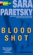 BLOOD SHOT by Sara Paretsky