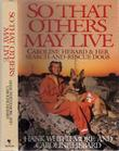 SO THAT OTHERS MAY LIVE