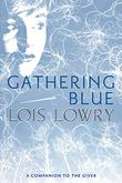 Cover art for GATHERING BLUE