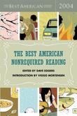 Cover art for THE BEST AMERICAN NONREQUIRED READING 2004