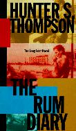 Cover art for THE RUM DIARY