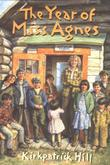 Cover art for THE YEAR OF MISS AGNES