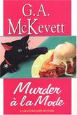 MURDER À LA MODE by G.A. McKevett