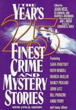 THE YEAR'S 25 FINEST CRIME AND MYSTERY STORIES by Joan Hess