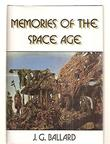 Cover art for MEMORIES OF THE SPACE AGE