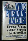 WHO'S POISONING AMERICA