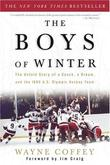 Cover art for THE BOYS OF WINTER