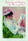 LYDIA CASSATT READING THE MORNING PAPER