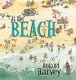 AT THE BEACH by Roland Harvey