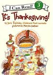 IT'S THANKSGIVING! by Jack Prelutsky