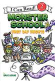 Cover art for MONSTER SCHOOL