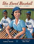 Cover art for SHE LOVED BASEBALL