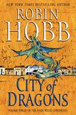 Cover art for CITY OF DRAGONS