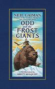 Cover art for ODD AND THE FROST GIANTS
