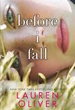 Cover art for BEFORE I FALL