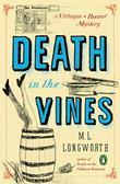 Cover art for DEATH IN THE VINES