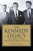Cover art for THE KENNEDY LEGACY