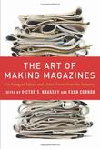 Cover art for THE ART OF MAKING MAGAZINES