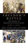 Cover art for FREEDOM'S BATTLE