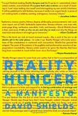Cover art for REALITY HUNGER