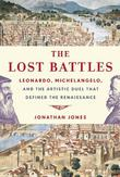 Cover art for THE LOST BATTLES