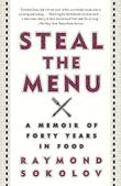 Cover art for STEAL THE MENU