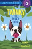 Cover art for TWINKY THE DINKY DOG